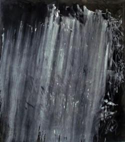The Teacher, oil paint on canvas, 6x7ft