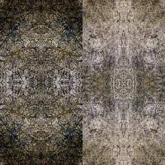 Synthesizing Mandala 1 & 2, digital print